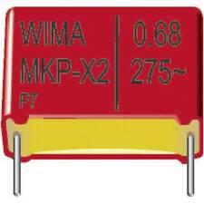 Wima mkp-x2 4,7uf 10 305v rm 27,5 1 pz condensatore antidisturbo radiale