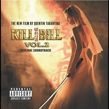Kill Bill, Vol. 2 [Original Soundtrack] by Original Soundtrack (Cd, Apr-2004, M…