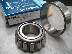 Koyo Premium Quality Wheel Bearing & Race A1 Made in Japan - Ships Fast!