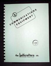 Hallicrafters S-38C S38C Receiver Manual