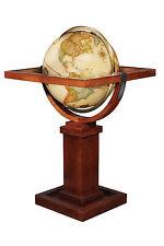 "Replogle Wright Frank Lloyd Wright Globe 16"" Antique Ocean . Brand New."