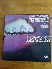 LP - ERIC BURDON AND THE ANIMALS - LOVE IS  1968 - Vol. 9/10 - 2 LP