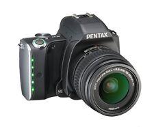 Pentax K-S1 20.1MP DSLR Camera with DAL 18-55mm Lens Kit - Black