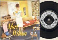 "MARI WILSON Just What I Always Wanted  7"" VINYL"