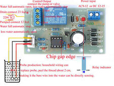 Niveau de Liquide d'Eau Contrôleur Module Capteur Détecteur Sensor DIY Kits HG