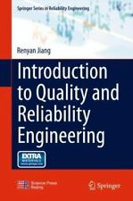 Springer Series in Reliability Engineering Ser.: Introduction to Quality and...