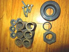 DUCATI OEM DRY CLUTCH SPRINGS & RETAINERS WITH HUB & BASKET BOLTS  748-998 SS ST