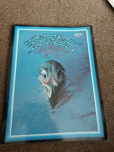 EAGLES THEIR GREATEST HITS 1971-1975 SHEET  MUSIC BOOK AUTHENTIC GUITAR WITH TAB