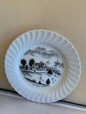 Vintage Early 1980's Arlington House Virginia State Souvenir Collector Plate