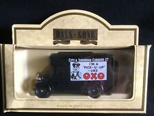 NEW IN BOX Days Gone 1934 Dennis Parcels OXO Van Diecast Car