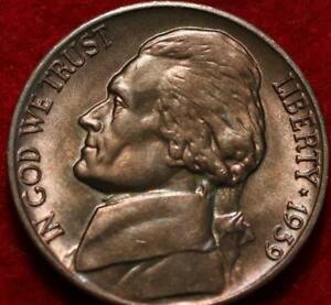 Uncirculated 1939-D Denver Mint Jefferson Nickel