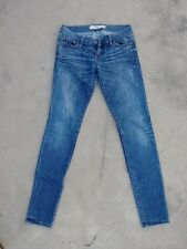 Abercrombie & Fitch Jeans Size 2 (26) WOMENS Juniors Used