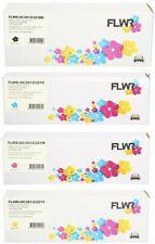 FLWR C301 / C321 Black And Color Compatible Toner for FLWR Oki NON OEM
