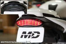 2008 2009 2010 Triumph Speed Triple Sequential LED Tail Light Smoke