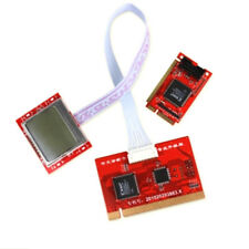 1Pc tablet pci motherboard analyzer diagnostic tester post test card_S