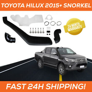 Snorkel / Schnorchel for Toyota Hilux Revo 2015+ Dual Cab 2.8D Raised Air Intake
