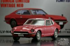 [TOMICA LIMITED VINTAGE NEO LV-N41d 1/64] NISSAN FAIRLADY Z-L 2by2 1977 (Wine)