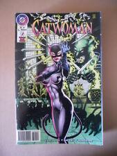 CATWOMAN / WONDER WOMAN n°9 1996 DC Play Press  [G816]