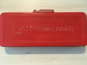 Rothenberger Muffenzange/Muffenzieher/Aufweiter/Aufweitzange/Expander, gebraucht