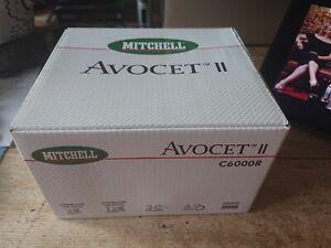 Mitchell Avocet II C6000R Fixed Spool Fishing Reel
