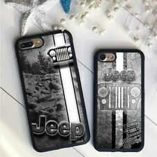 Jeep Off-Road Sport Vehicle ORV SUV Tpu Phone Case Cover For iPhone Samsung