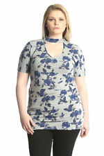 Short Sleeve Blouses for Women Butterfly