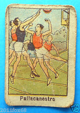 figurines cromos figurine sportive anni 30 40 v.a.v. vav pallacanestro basket ss