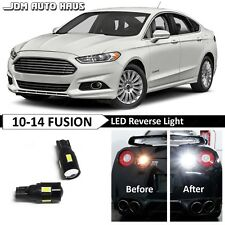 White High Power 921 Reverse Backup LED Lights Bulb Fits Ford Fusion 2010-2014