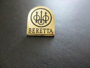 Beretta Firearms Lapel Hat Pin