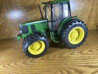 John Deere Britains ERTL 7430 Toy Farm Tractor Plastic 1/16 large Loose cab