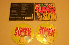 2 CD BRAVO SUPER Show vol. 1 31. tracks 1994 Michael Jackson Take That Haddaway...