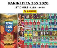 Panini FIFA365 2019 France England Sticker 448 a//b U-20 Women/'s world cup