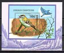 Oiseaux Togo (32) bloc oblitéré