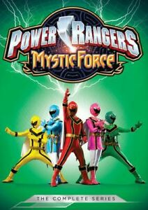 POWER RANGERS: MYSTIC FORCE - COMPLETE SERIES NEW DVD