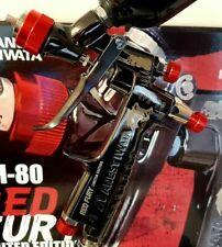 Iwata LPH-80 Limited Edition RED FURY 1.2mm Spot Smart Refinishing Kit Spray Gun