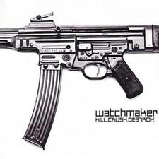 Watchmaker - Kill Crush Destroy (Grindcore) CD NEU