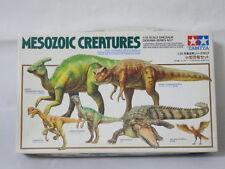 Small Dinosaur Set Model Kit TAMIYA Diorama Series Mesozoic Creatures Figure