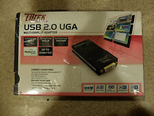 Liztek GA-2800D USB 2.0 to VGA / DVI / HDMI Video Graphics Adapter Card