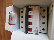 Legrand DX3 Disjoncteur 4 Pôle DX, 50 A, 10 kA type C Disjoncteur-A9 7319764