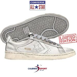 SCARPA CONVERSE 169122C PRO LEATHER LOW LIMITED EDITION