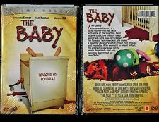 The Baby (Brand New DVD Cinema Deluxe Series) Rare Out Of Print Cult Classic