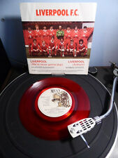Liverpool FC Squad Liverpool We're Never Gonna stop 1983 UK Trans Red EX AUDIO