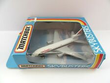 Matchbox Skybusters SB-13 DC10 - Swissair - Mint/Boxed