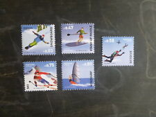 2016 PORTUGAL EXTREME SPORTS SET 5 MINT STAMPS MNH