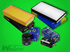 Paquete de inspección peugeot 406 1,8 2,0 16v 2,2 3,0 aire-aceite-polen-filtro de gasolina