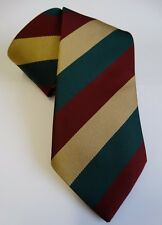 Tie Polyester Stripe - MERCIAN REGIMENT
