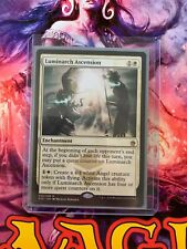 1 PLAYED Luminarch Ascension White Masters 25 m25  Mtg Magic Rare 1x x1