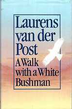 Van Der Post, Laurens in Conversation With Jean-Marc Pottiez A WALK WITH A WHITE