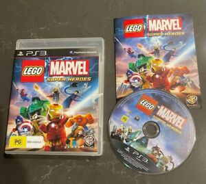 Sony PlayStation 3 (PS3) - Lego Marvel Super Heroes