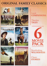 ORIGINAL FAMILY CLASSICS (WHITE FANG ...... LASSIE: THE PAINTED HILLS) (6  (DVD)